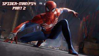 Marvel's Spider Man PS4 - Part 2