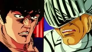 Hokuto No Ken - Kenshiro vs Lord Balruda
