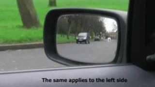 Driver Education: Blind Spots