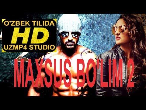Maxsus Bolim 2 Hind kino HD 2017 O'ZBEK TILIDA uzmp4 studio