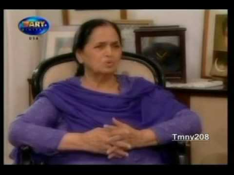 Interview with Rashid Minhas Shaheeds Mother   1 2