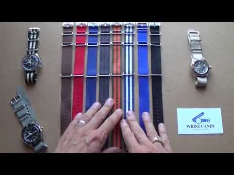 A Nato Strap Special - Best Place to Buy. A Guide On How To Fit Them & What To Look For