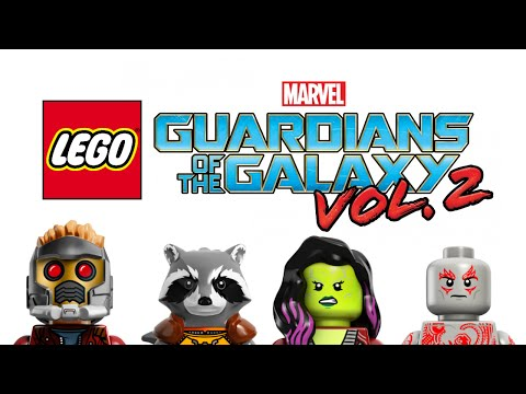 LEGO Guardians of the Galaxy Vol. 2 sets coming in 2017!