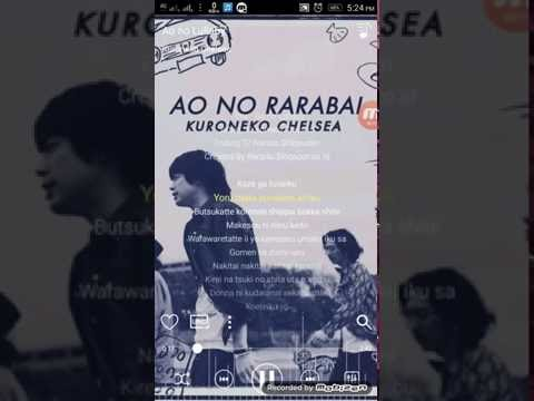 [PREVIEWS] Kuroneko Chelsea - Ao no Lullaby lyrics