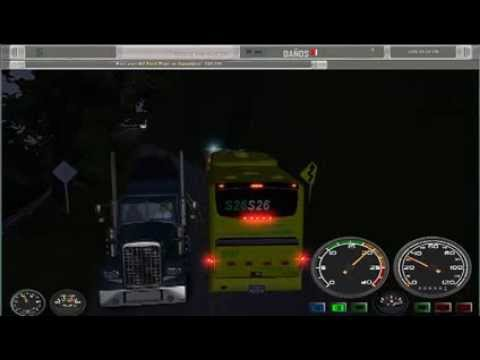18 wheels of steel haulin Colombia Mod bus