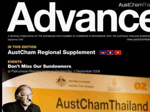 AustCham Thailand AGM 2009 Report - Part 2 of 3