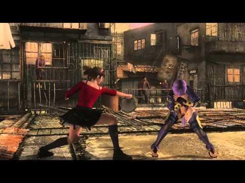 DEAD OR ALIVE 5 Last Round - Ayane e Hitomi