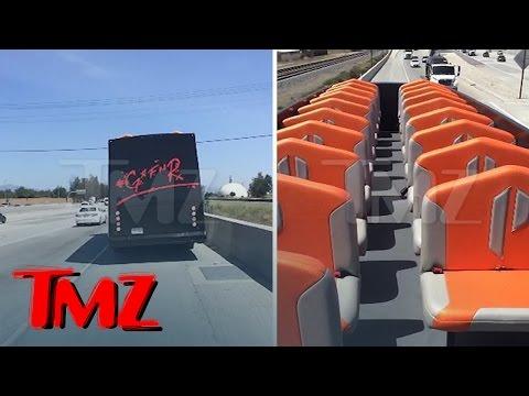 GNR -- Coachella-Bound Tour Bus Breaks Down