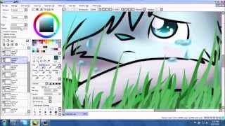 Drowned in Sadness Speedpaint