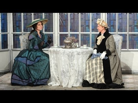 Ellen and Minnie Driver Audition for 'Downton Abbey'