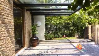 Giải pháp ánh sáng cho nhà có diện tích hẹp