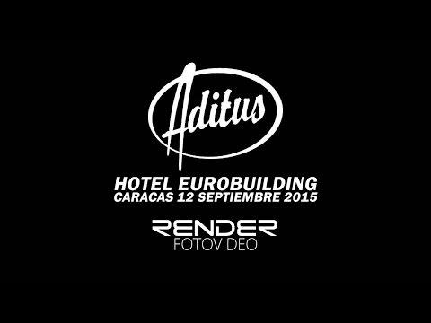 Aditus en Caracas (Septiembre 2015)