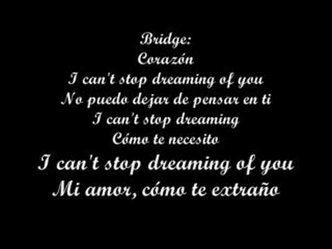 Selena Perez-Dreaming Of You-Karaoke Video