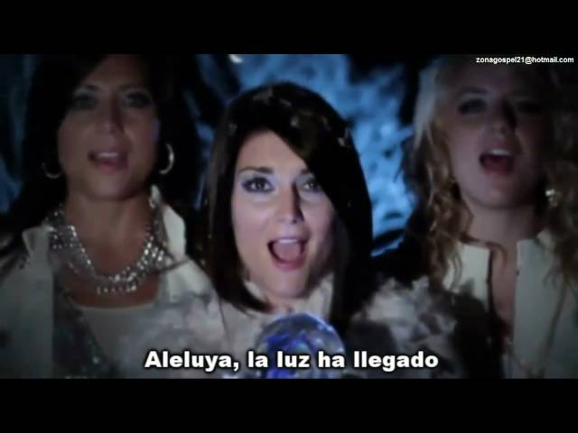 BarlowGirl - Hallelujah (Light Has Come) Video Oficial HD Subtitulado en Español [Navidad]