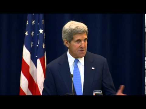 Secretary Kerry Delivers Remarks at the World Food Prize Ceremony