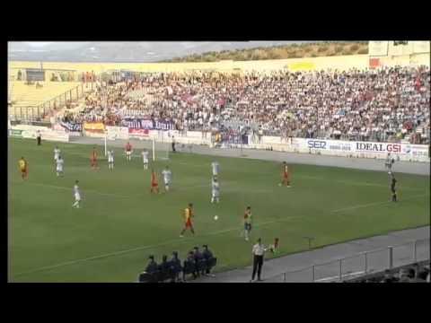 Prórroga y penalties del Real Jaén - Lleida