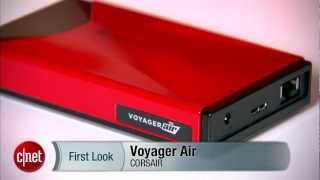 Corsair Voyager Air is an excellent mobile storage solution