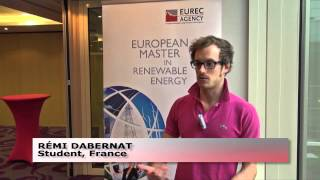 European Master in Renewable Energy Presentation Days