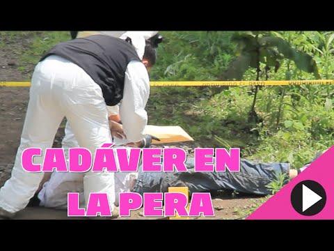 Encuentran cadáver debajo de un puente en La Pera - Cuautla