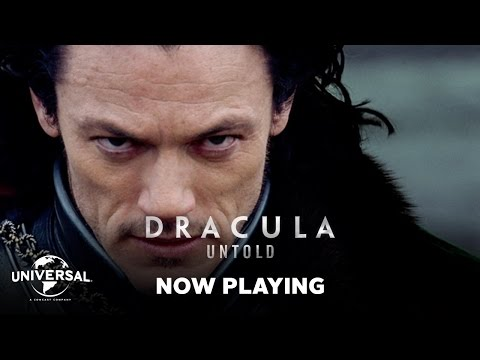 Dracula Untold - Now Playing (TV Spot 13) (HD)