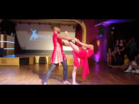 Walter and Mari Brazilian Zouk Performance at Prague Zouk Congress 2019