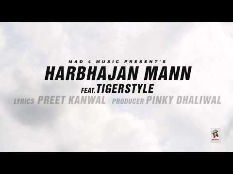 Teaser || Husn - The Kali || Harbhajan Mann Feat. Tigerstyle || New Punjabi Songs 2015 video
