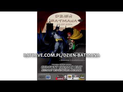 Dzień Batmana W Poznaniu - Spot 2