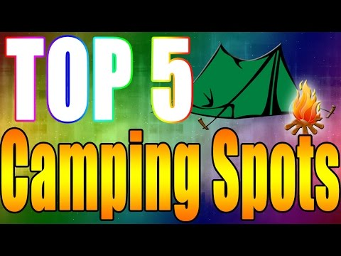 """Top 5"" COD Zombies Camping Spots (WAW-BO2) #1"