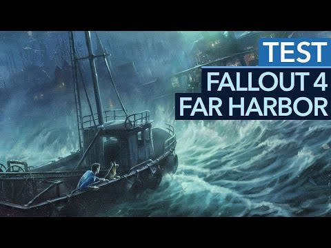 Fallout 4 DLC: Far Harbor - Bethesda in Bestform (Test / Review)