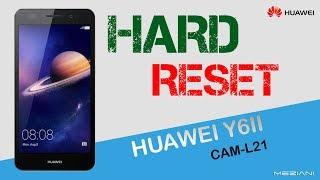 Hard Reset HUAWEI Y6II CAM L21