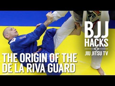 The Origin Of The De La Riva Guard  || Bjj Hacks Tv Episode 8.2 video