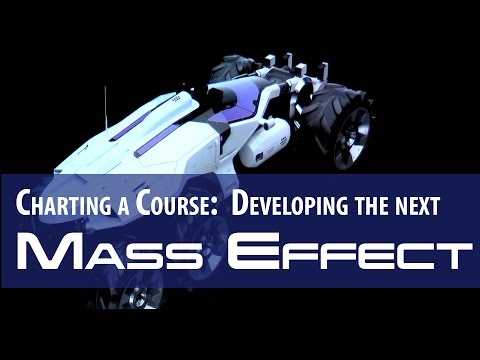 Charting a Course: Developing the Next Mass Effect