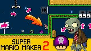 El Hongo Zombie es nuestro amigo?! | Niveles de Suscriptores #5 | Super Mario Maker 2