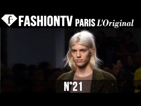 N 21 Fall/Winter 2014-15 FIRST LOOK | Milan Fashion Week | FashionTV