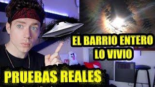 VIVI UNA EXPERIENCIA CON OVNIS | PRUEBAS REALES que lo demuestran !!!