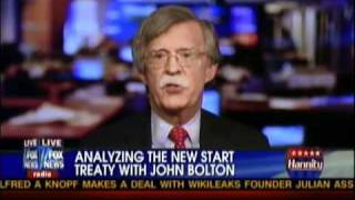 Bolton: The Russians Want First Strike Capability