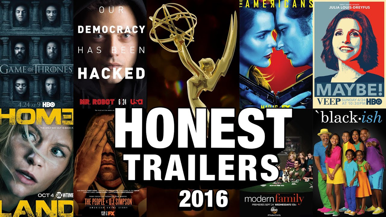 [Did You Know Honest Trailers Was Nominated For An Emmy?] Video
