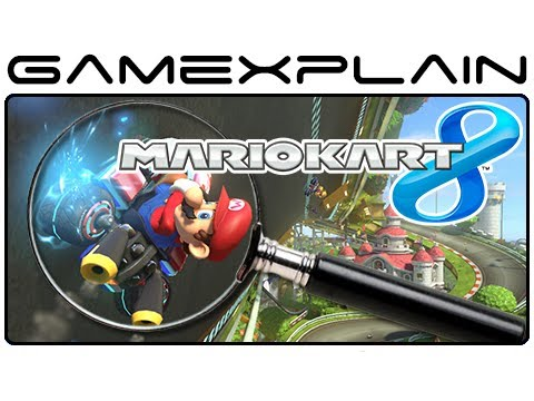Mario Kart 8 - E3 Gameplay Analysis (Secrets & Hidden Details)