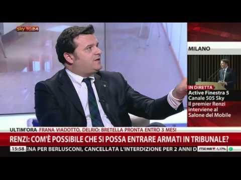 Centinaio: Renzi invece di elogiare e basta dovrebbe aumentare i fondi per la polizia