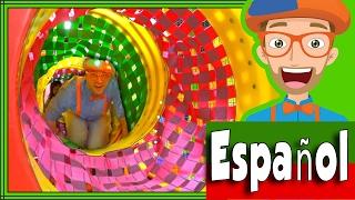 Aprende Los Colores con Blippi Español y Canciones para Niños - 1 Hora
