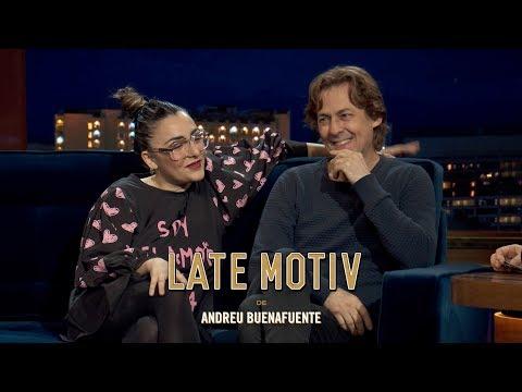 LATE MOTIV - Candela Peña y Jesús Noguero. 'Consentimiento' | #LateMotiv356