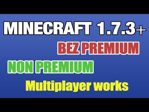 [PL+ENG] Minecraft 1.7.3 Launcher Cracked 2013 [DOWNLOAD]