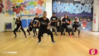 Victor Manuelle, Yandel - Imaginar - Salsation® choreography by Alejandro Angulo