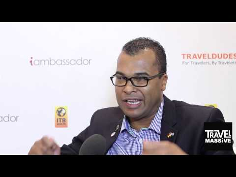Travel Massive at ITB Berlin: Interview With Enver Duminy of Cape Town Tourism