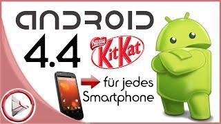Android 4.4 KitKat Update für alle Geräte installieren! [deutsch]