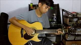 Bazzi - Beautiful feat. Camilla Cabello (fingerstyle cover)