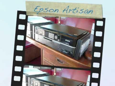 Epson Artisan CISS 700 800