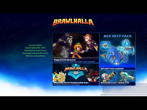 Brawlhalla + Minecraft - Donation Stream for New PC - DONATION LINK IN DESC