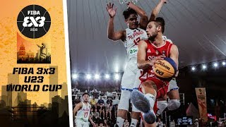 Philippines v Serbia - Full Game - FIBA 3x3 U23 World Cup 2018