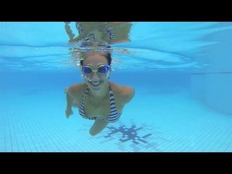 Smiling mermaid   Улыбчивая русалка